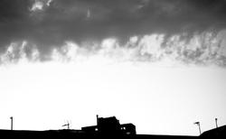 * La foscor abans de la pluja