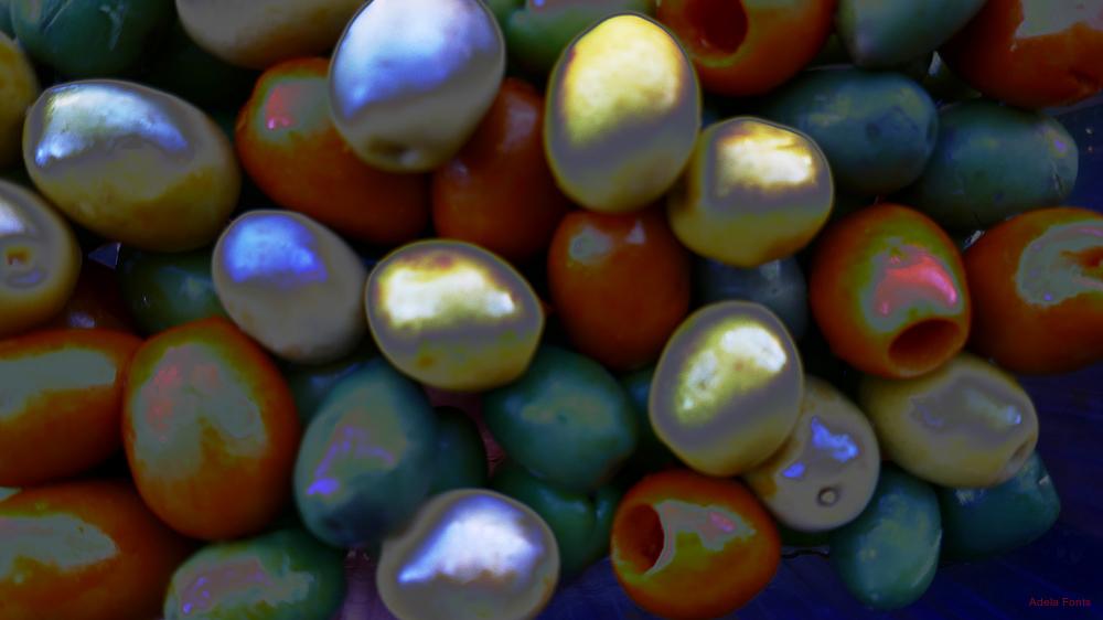 * Olives variades
