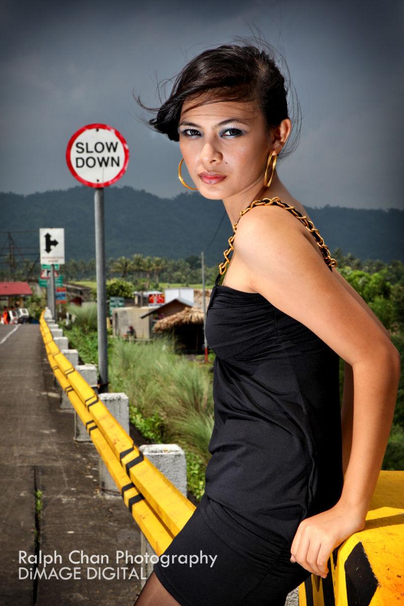 Slow Down Portrait