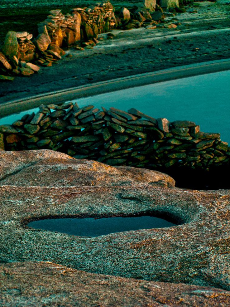 Los caños del moro - Monleras (Arribes del Duero)