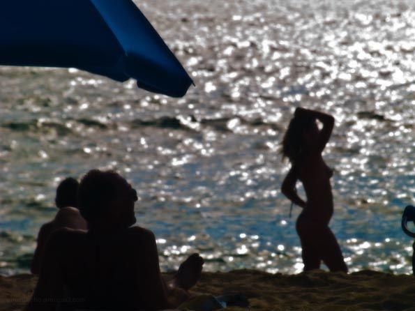 Desafiando olas 11