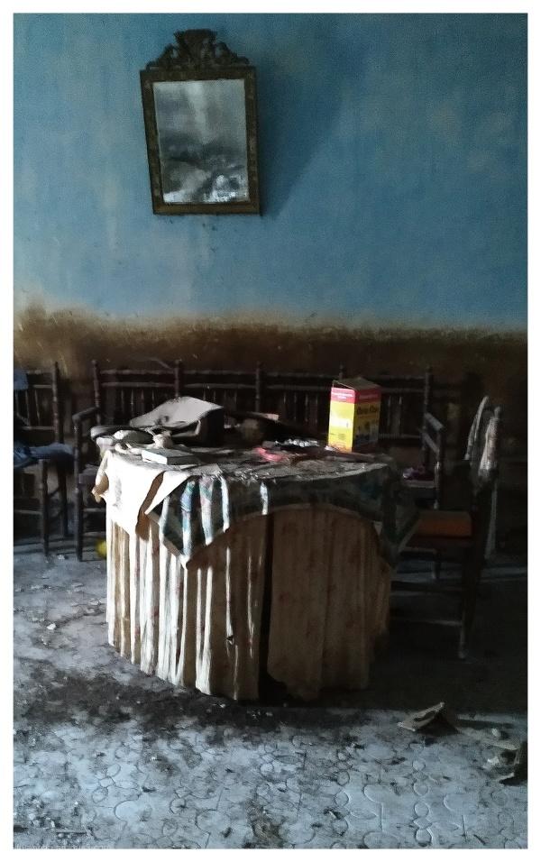 Cuadernos de pandemia 6 ( forgot villages)