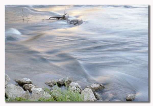 Loire et remous