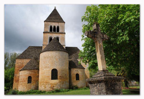 Eglise de St Léon sur Vézère