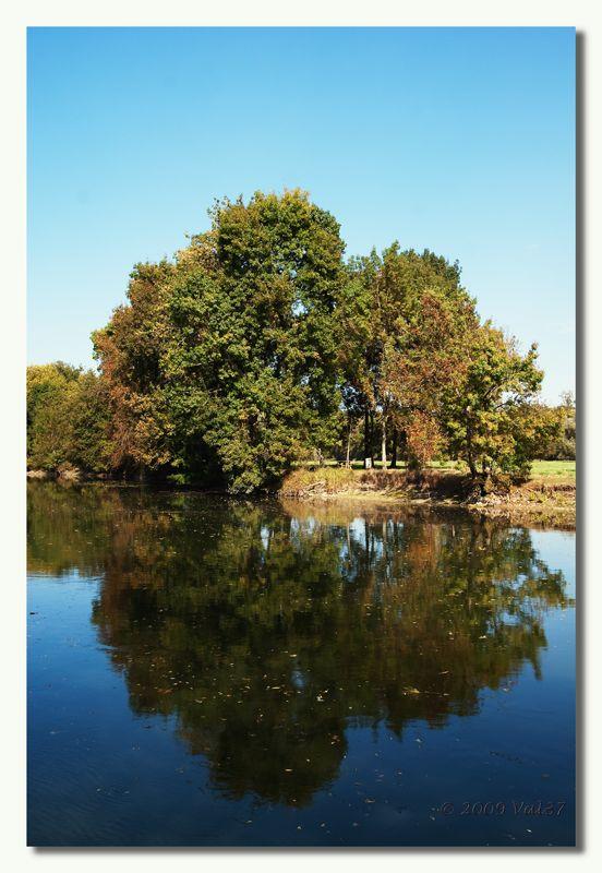 L'Indre en automne