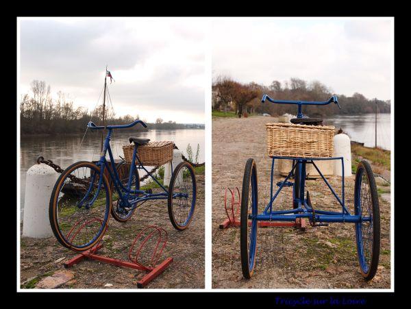 En tricycle