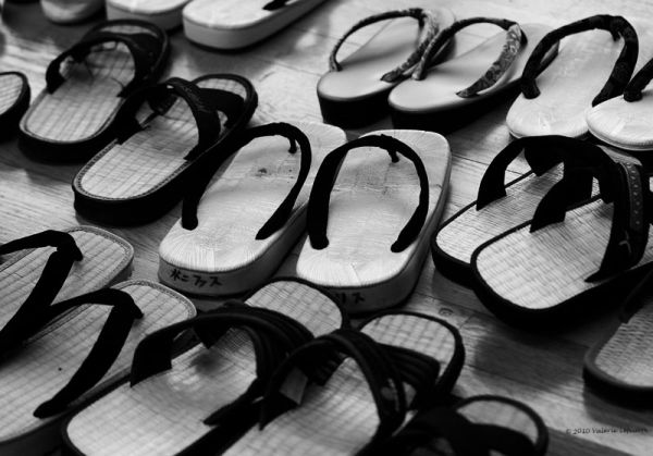 Trouver chaussure à son pied !