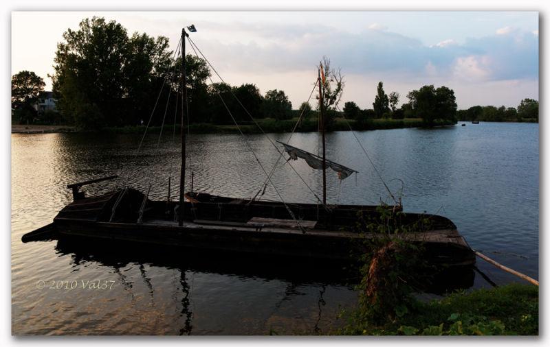 Barque du Cher
