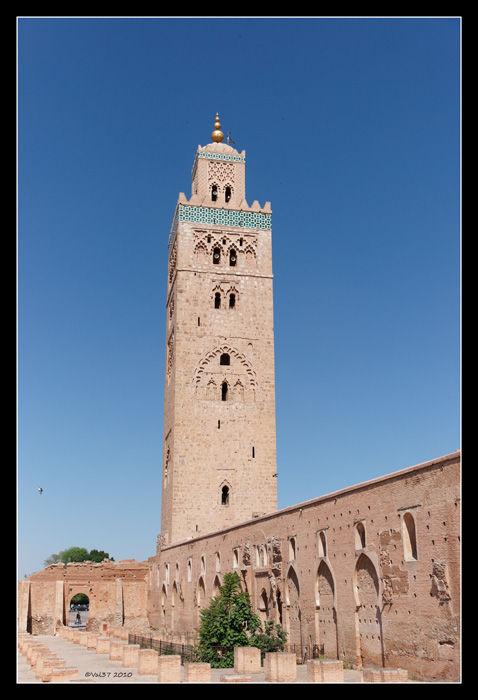 Mosquée la Koutoubia