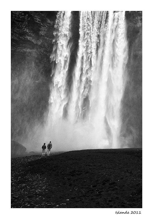 Selfoss cascade