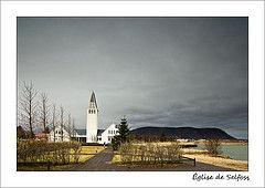 Eglise - Selfoss Islande 2011