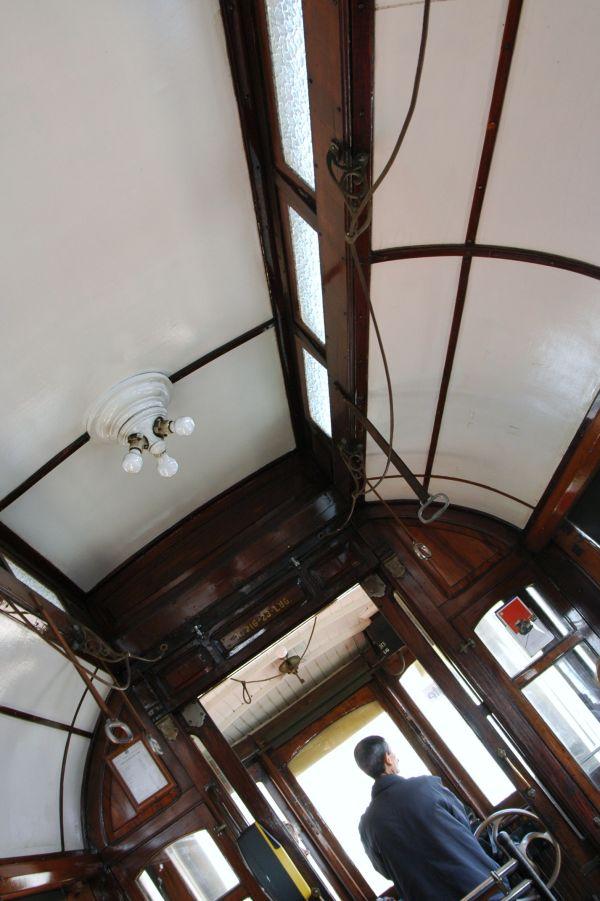 Tram, electric, XXth century