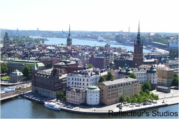 stockholm sweden reflecteurs studios