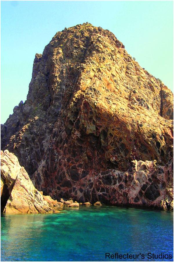 Cape Vani, Milos island, Greece Hellas