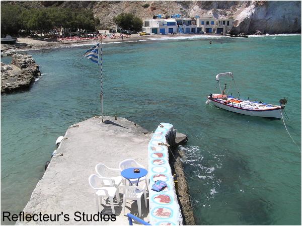 Fyropotamos, Milos island, Greece Hellas