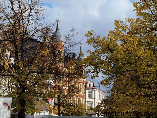 Autumn in Arvika