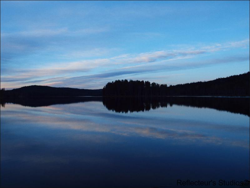 Enjoy the silence. . .