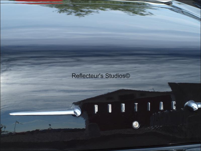 Pontiac's reflection sweden