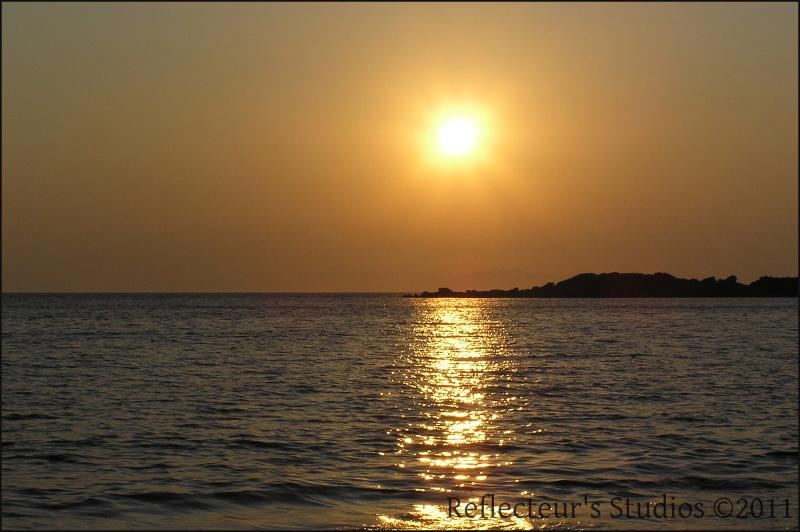 sea reflecteurs greece hellas ionian ilia