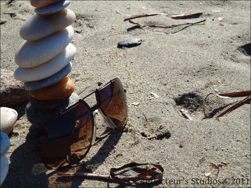 reflecteurs ikaria summer cazal sea greece hellas