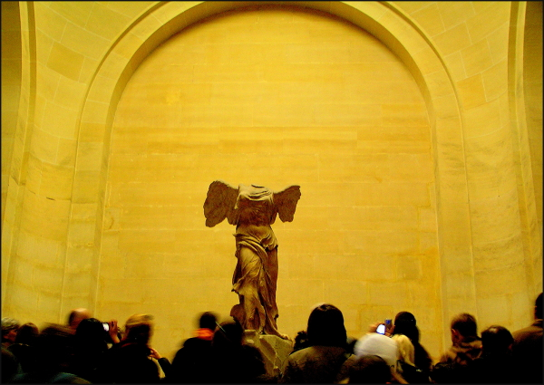 Victoire samothrace louvre paris greece grece