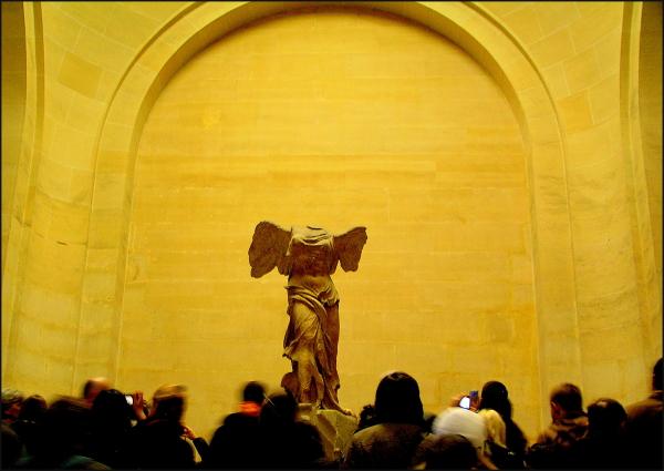 Victoire samothrace louvre paris greece grece