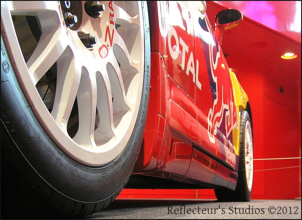 world rally champion reflecteurs studios