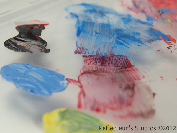 colours painting reflecteurs studios