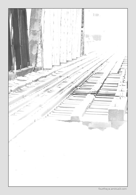abstract train track