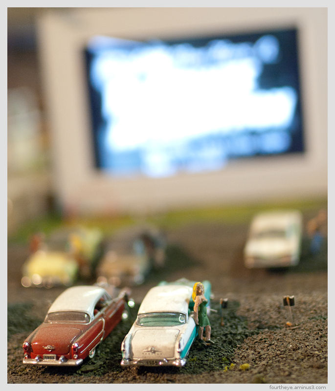 drive in theater