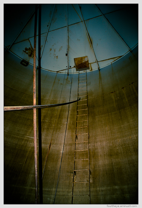 watertank interior