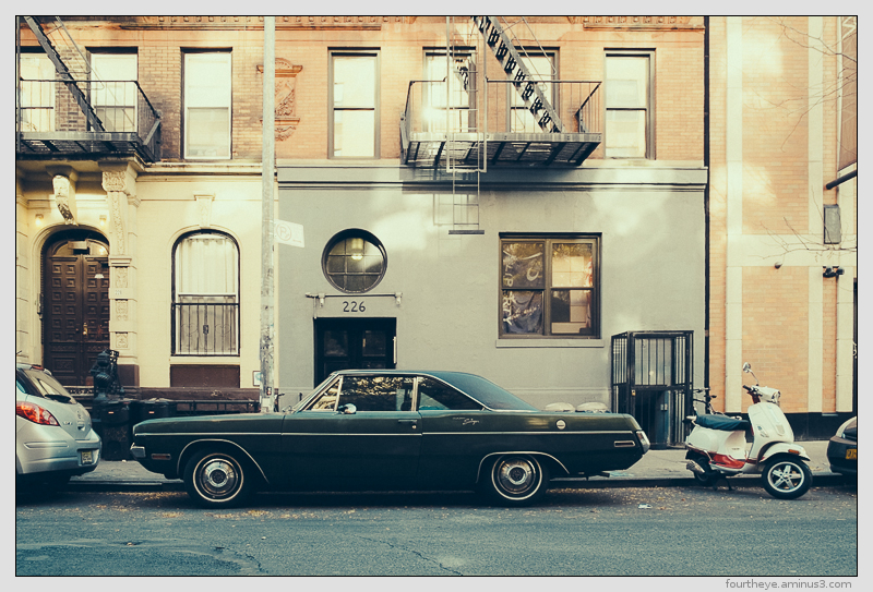 old car New York