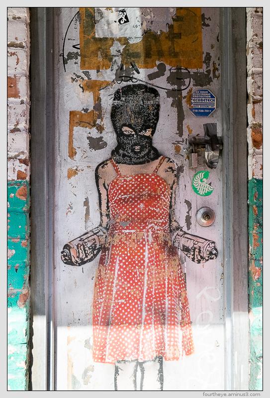 Banksy NYC