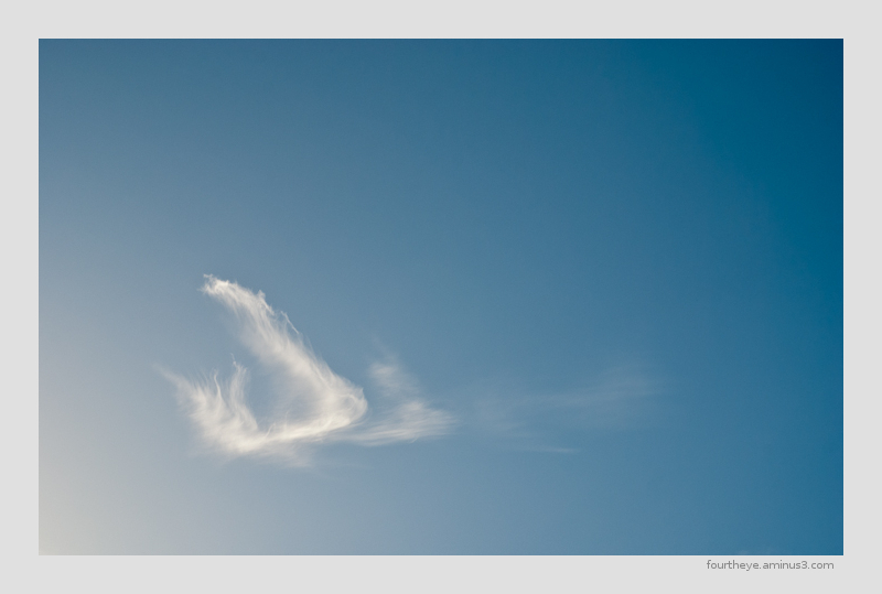 cloud abstract
