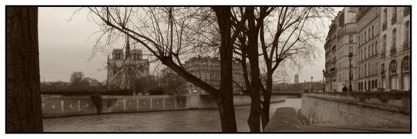 Paris, Notre Dame, Ile Saint Louis
