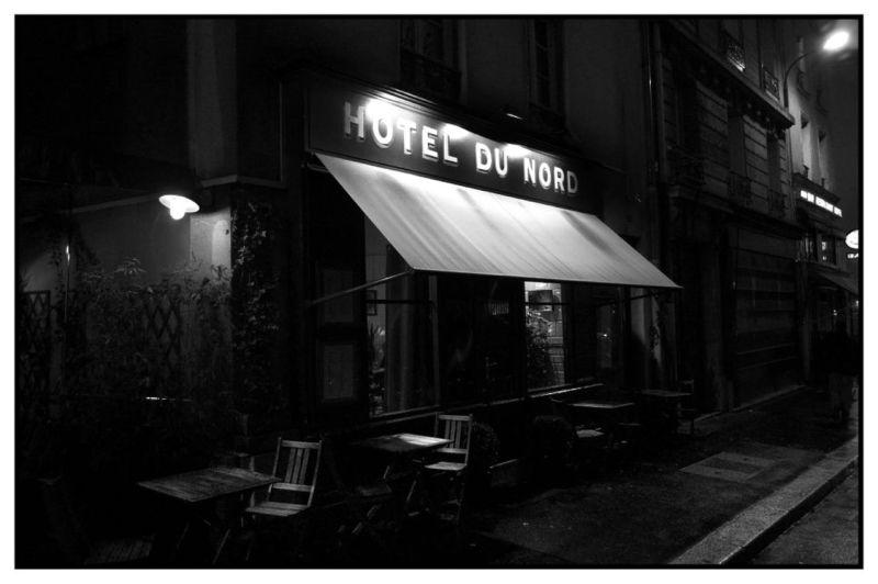 Paris, Hôtel du Nord (2008) 30x45