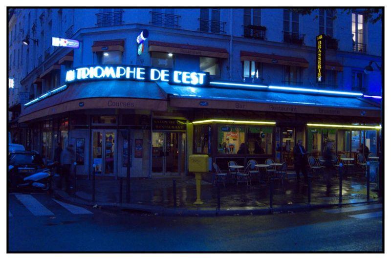 Paris, (2008); 30x45