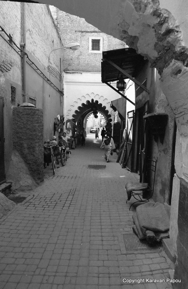 Maroc, Marrakech Express (7)