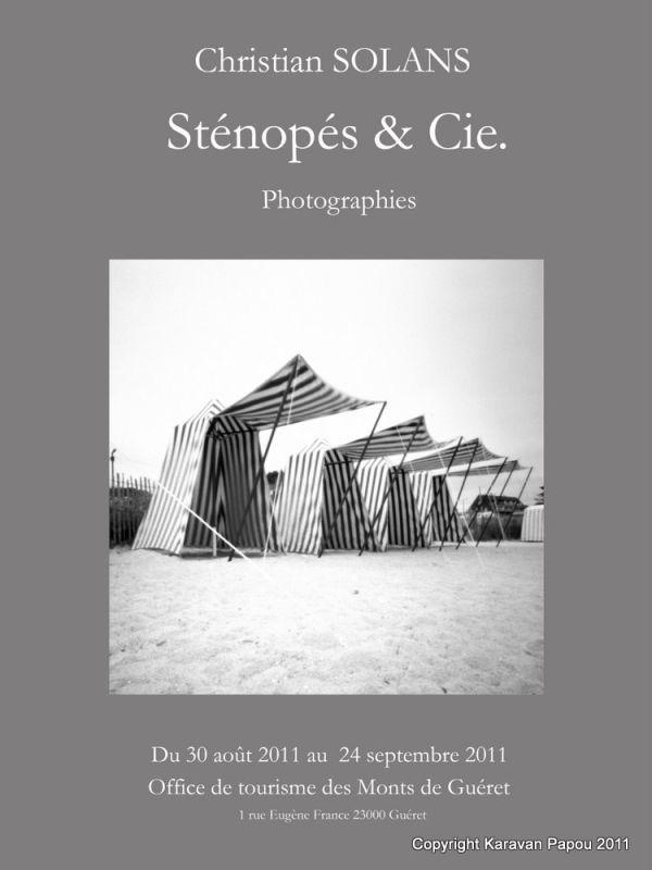 Exposition Sténopés & Cie jusqu'au 24 septembre