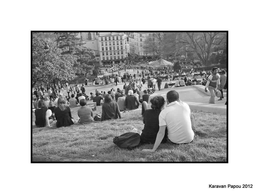Un été à Paris (3)