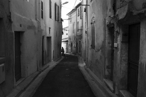 Servian hors saison  43 : Rue Armand Fallières