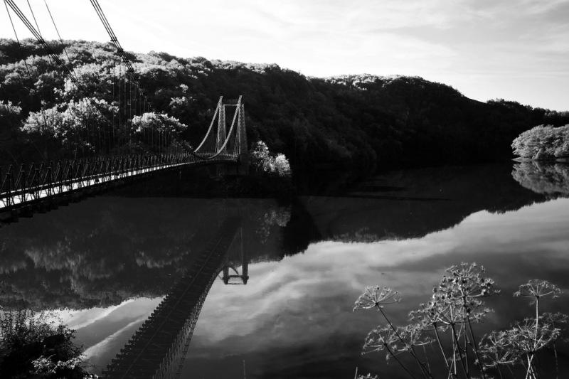 Limousin, Creuse, Pont de St Marien (3)