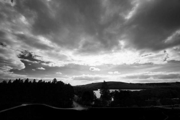 Limousin, Creuse, Lac de Vassivière