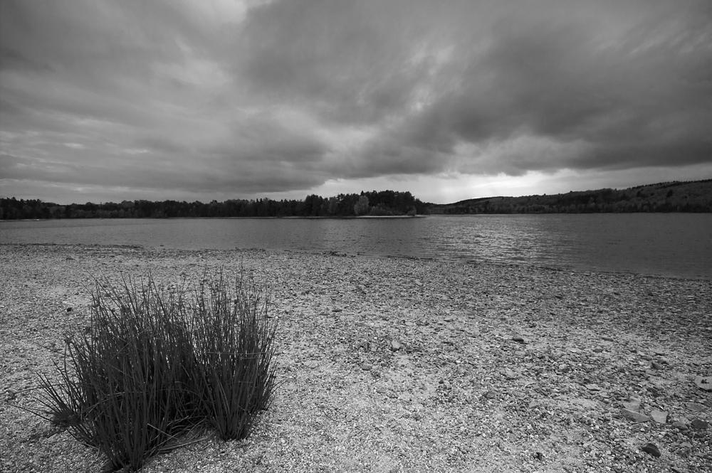Lac de Lavaugelade en Creuse (2)