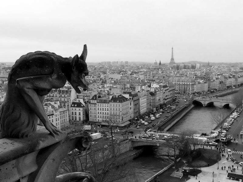 Des tours de Notre Dame