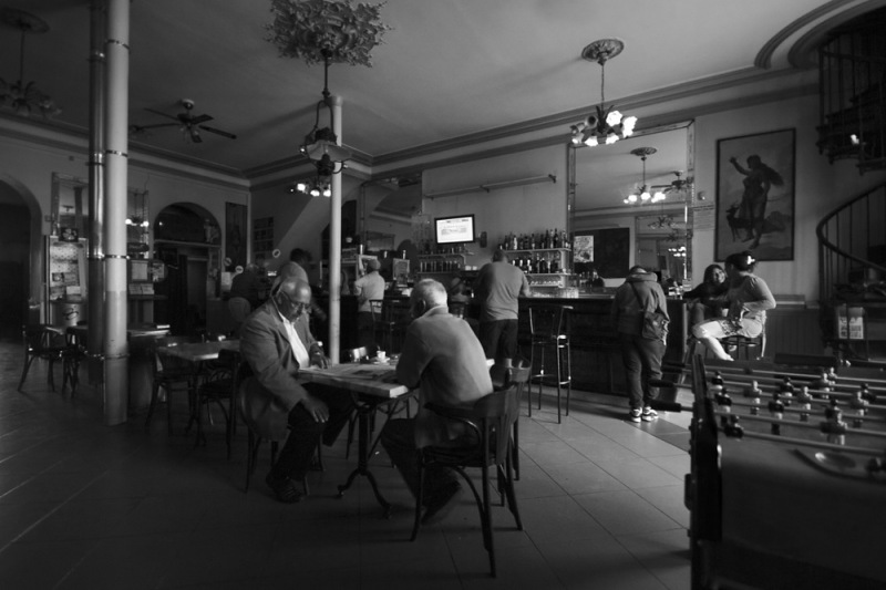 Le Grand-Café, Servian, Hérault