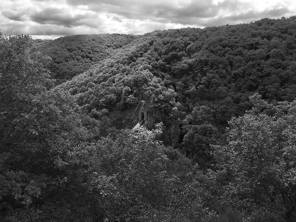 Corrèze, Viaduc des Roches Noires