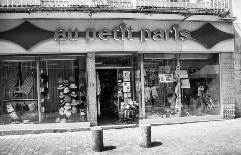 Au petit Paris (Felletin, Creuse)