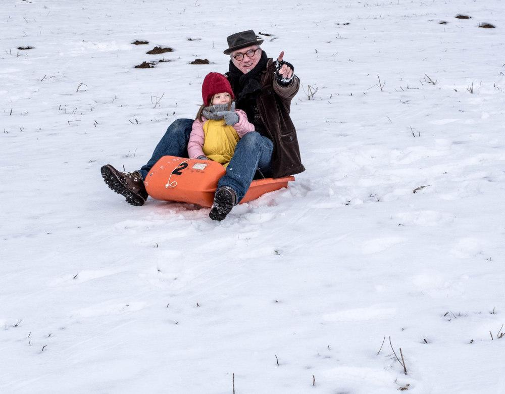 de l'art d'être grand-père
