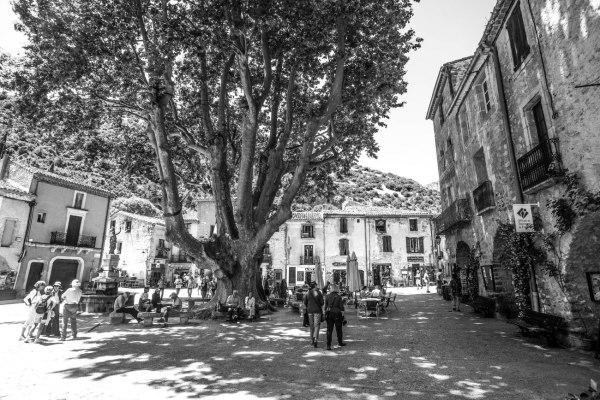 Saint-Guilhem-le-Désert (Herault)